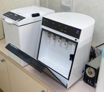 タービンハンドピース専用の滅菌器具
